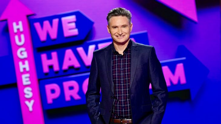 Dave Hughes has a brand new TV show coming in 2018 - comedy