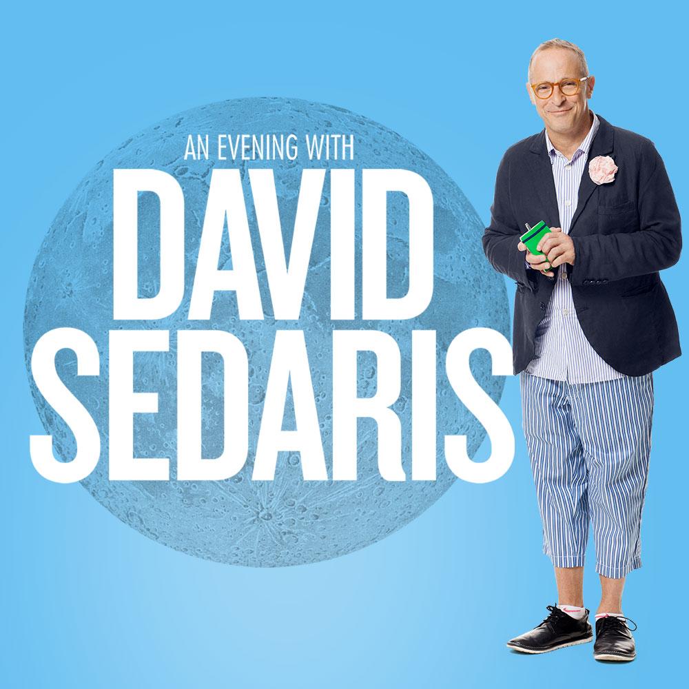 An Evening with David Sedaris   2020 Australian tour ...